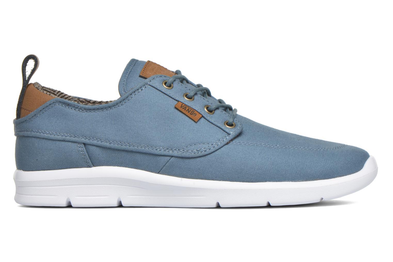 Sneaker Vans Brigata Lite blau ansicht von hinten