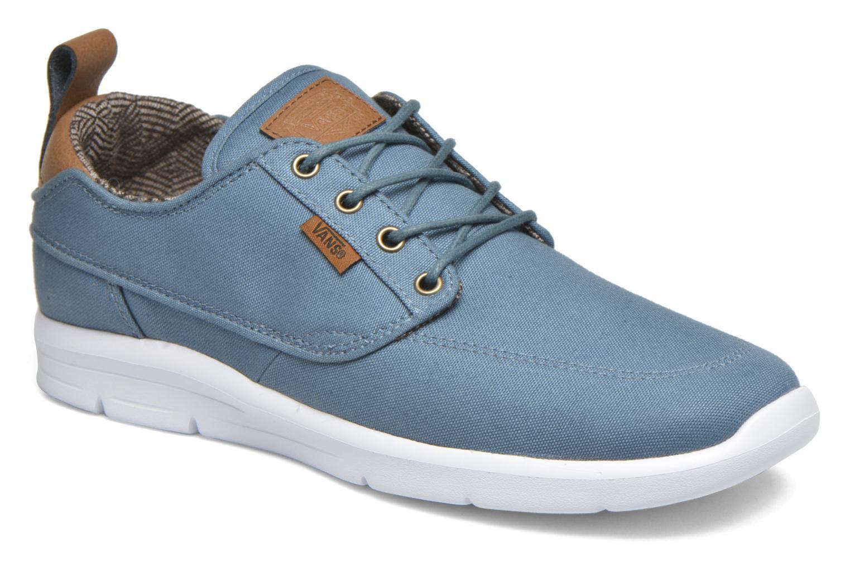 Sneakers Vans Brigata Lite Blauw detail