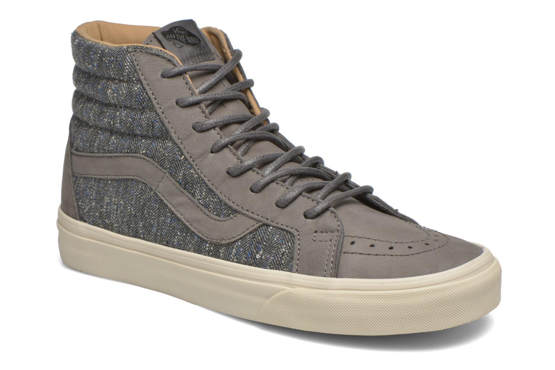 Sneakers Vans Sk8-Hi Reissue DX Grijs detail