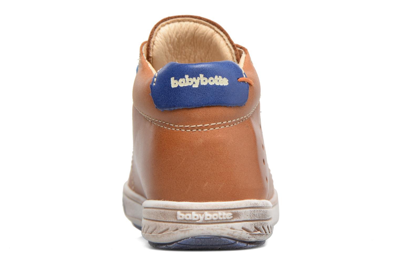 Bottines et boots Babybotte Ankara Marron vue droite