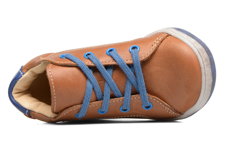 Stiefeletten & Boots Babybotte Ankara braun ansicht von links
