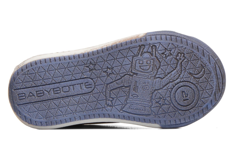 Stiefeletten & Boots Babybotte Ankara braun ansicht von oben