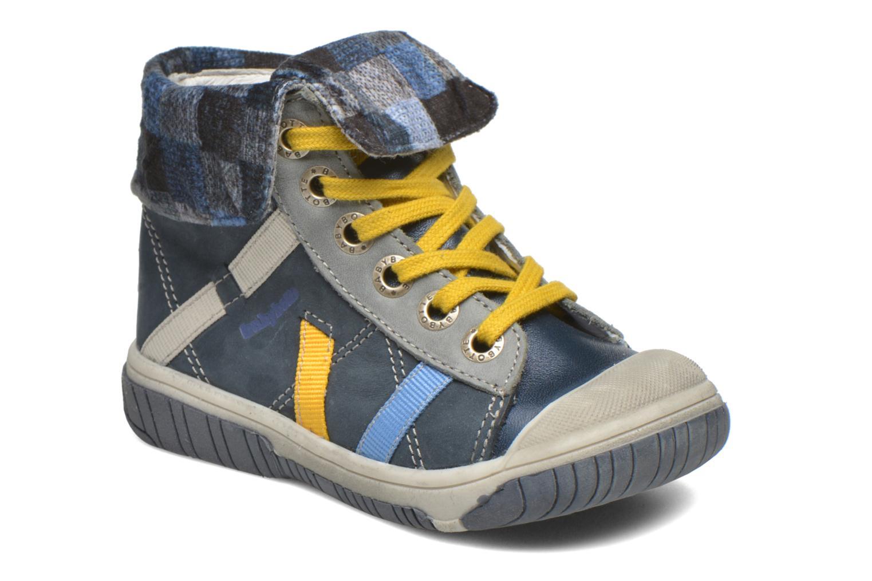 Sneaker Babybotte Artizip blau detaillierte ansicht/modell