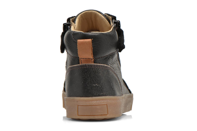 Sneaker Babybotte Kentin2 schwarz ansicht von rechts
