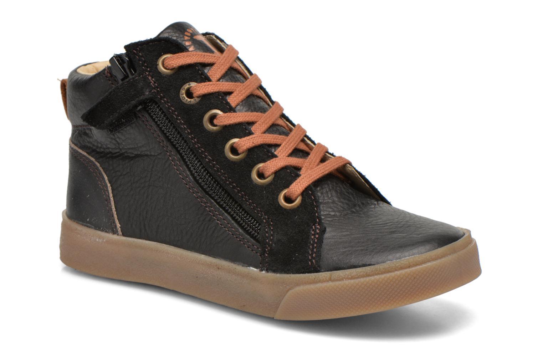 Sneaker Babybotte Kentin2 schwarz detaillierte ansicht/modell