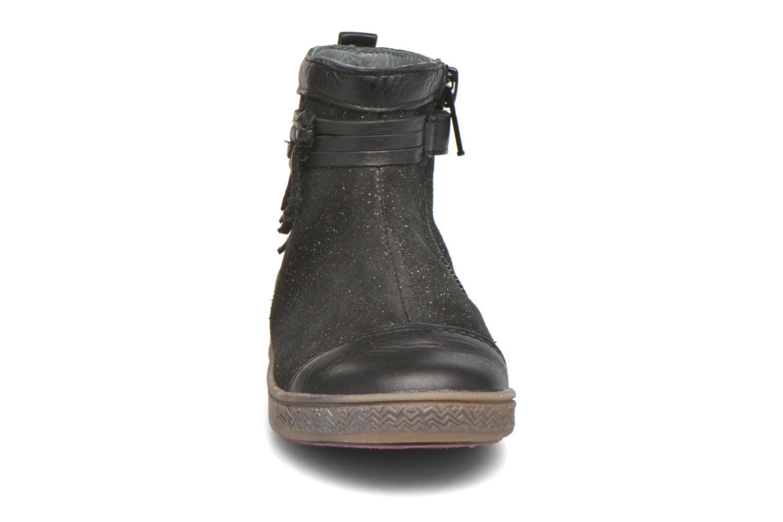 Ankle boots Babybotte Ambalaba Black model view