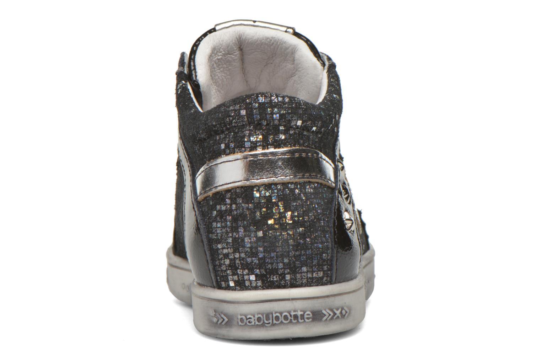 Sneaker Babybotte Amazoni schwarz ansicht von rechts
