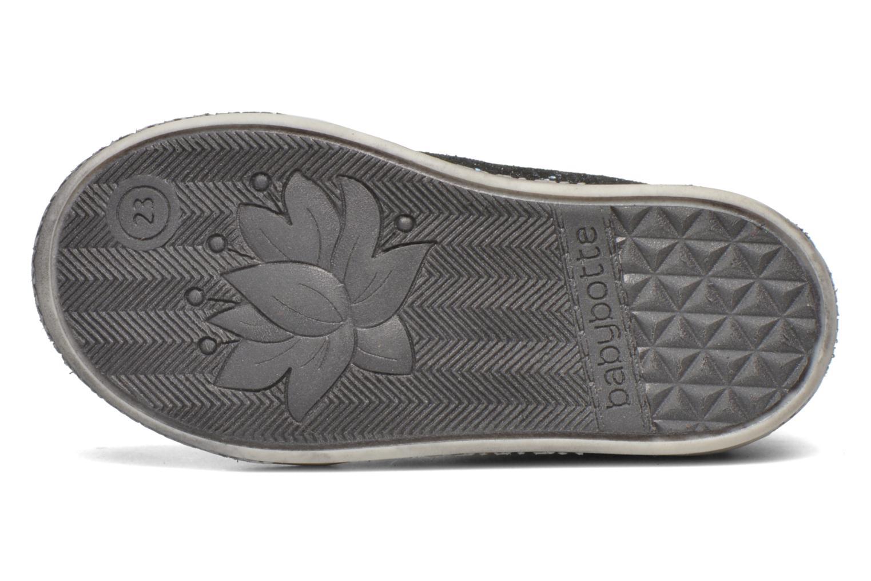 Sneaker Babybotte Amazoni schwarz ansicht von oben