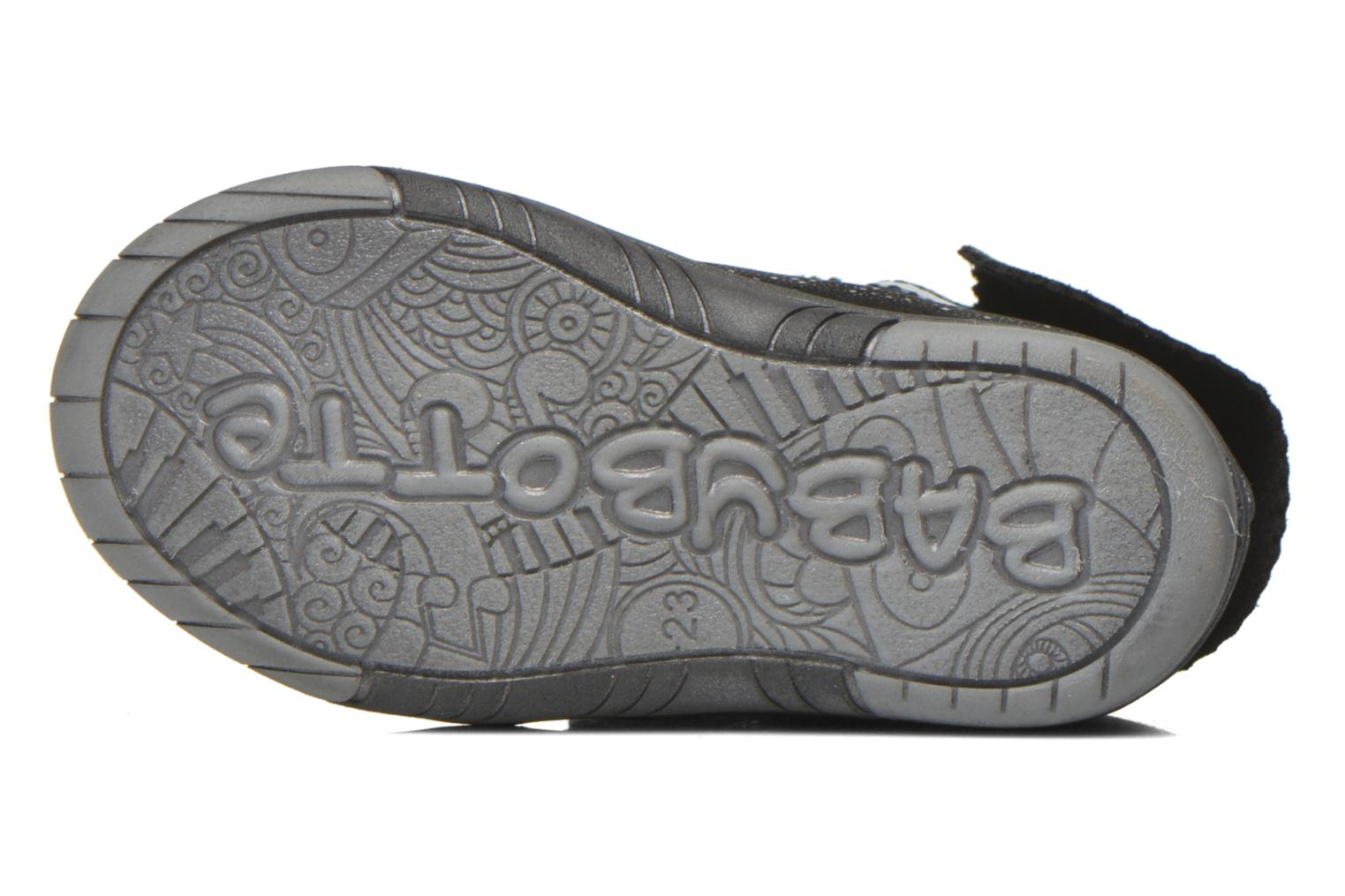 Trainers Babybotte Artistar Black view from above