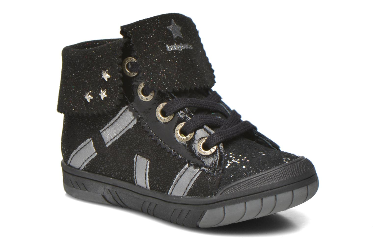 Trainers Babybotte Artistar Black detailed view/ Pair view