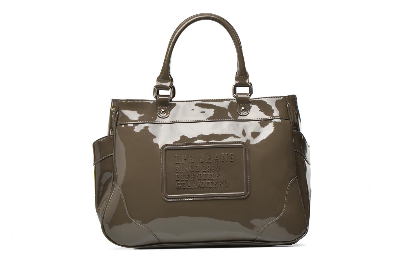 Handbags Les P'tites Bombes Sac Vernis Brown detailed view/ Pair view