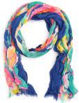 Diverse Accessories Blomstret tørklæde