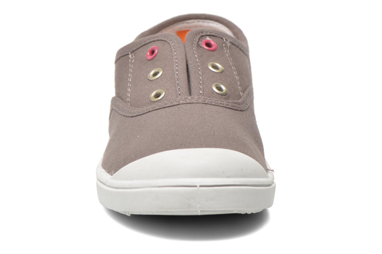 Baskets Little Marcel Benistic Uni J Gris vue portées chaussures