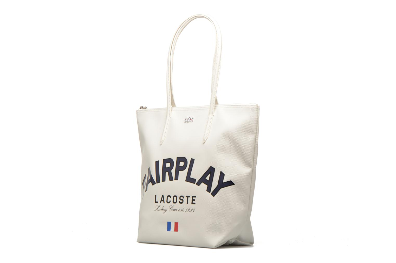 L.1212 Tote White Fairplay