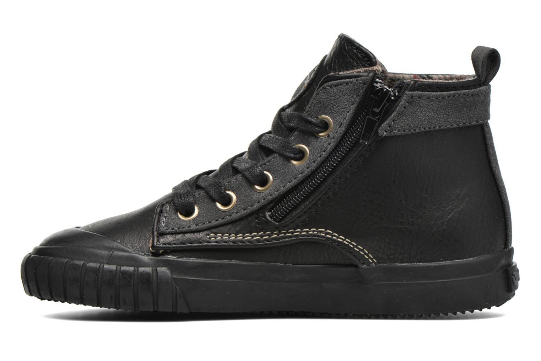Sneaker Victoria Bota Blucher Napa braun ansicht von vorne