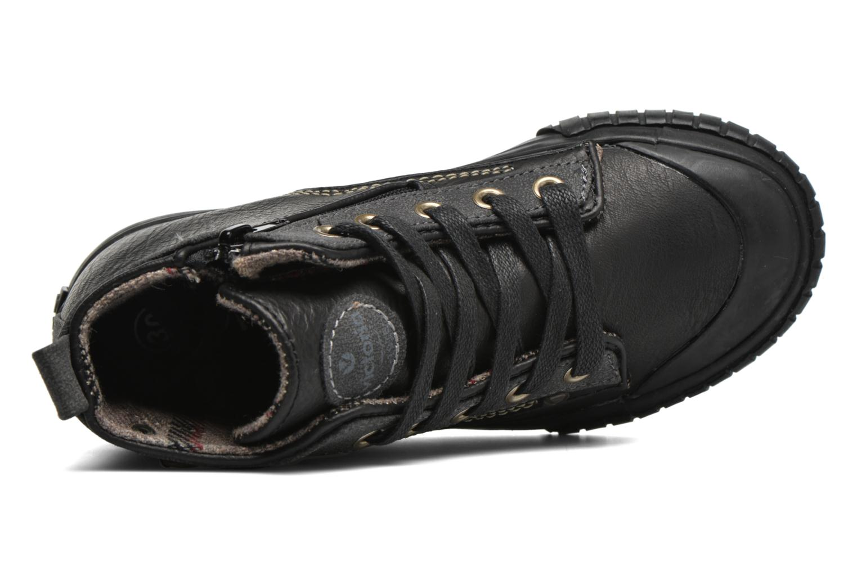 Sneaker Victoria Bota Blucher Napa braun ansicht von links
