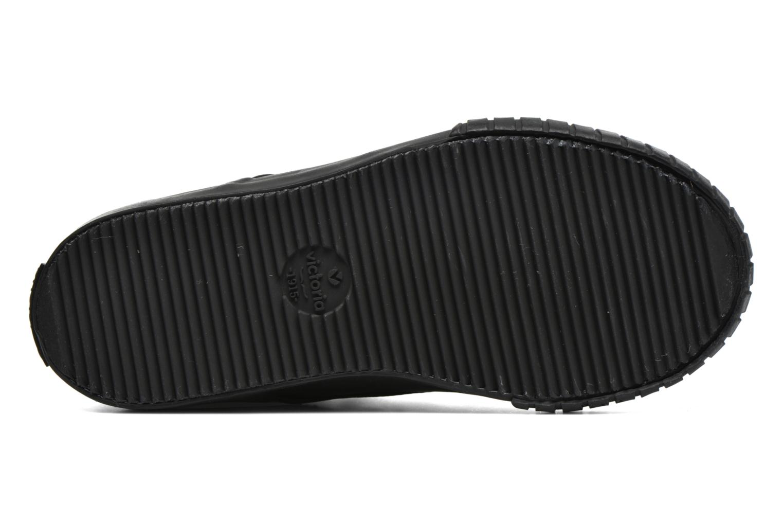 Sneaker Victoria Bota Blucher Napa braun ansicht von oben