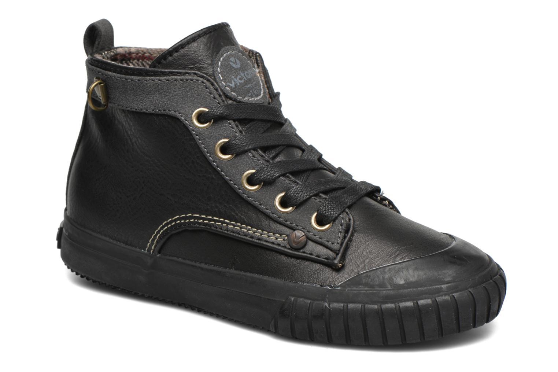 Sneaker Victoria Bota Blucher Napa braun detaillierte ansicht/modell