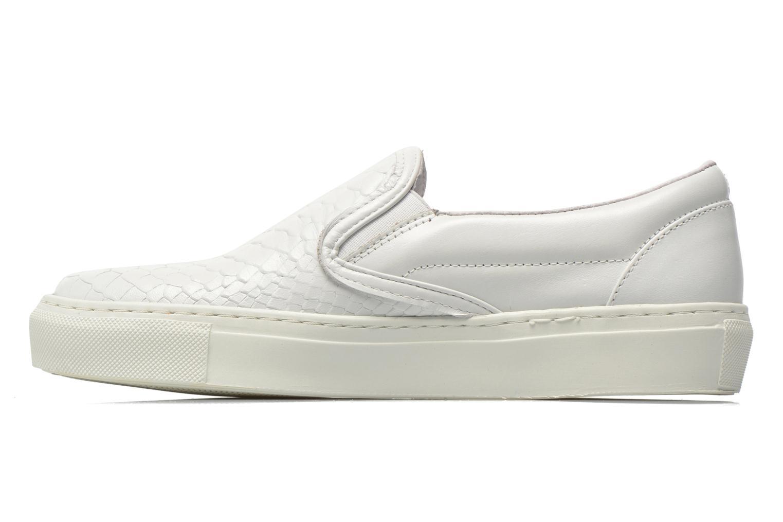 Sneakers Jonak Carla Bianco immagine frontale