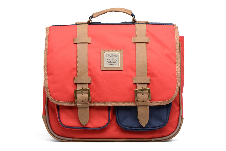 Cartable Présence 38cm Rouge/bleu new