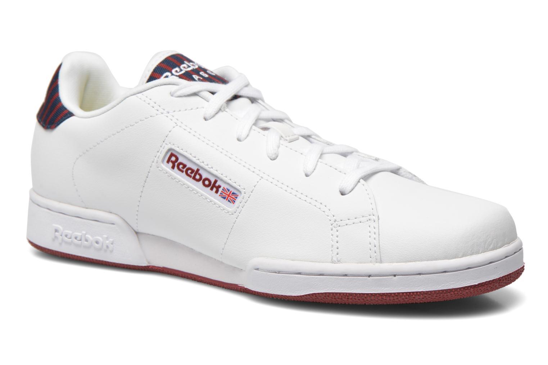 Sneaker Reebok Npc Ii Stripe weiß detaillierte ansicht/modell