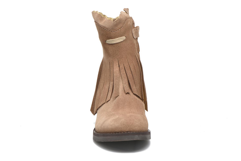 Stiefel Shoesme Serena braun schuhe getragen