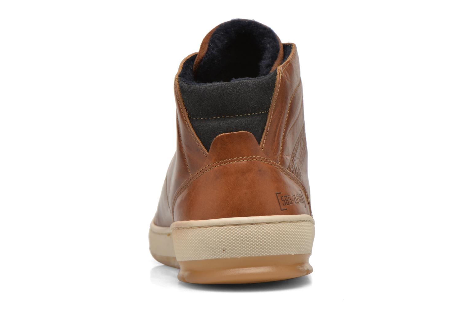 Sneakers Bullboxer Charles Marrone immagine destra