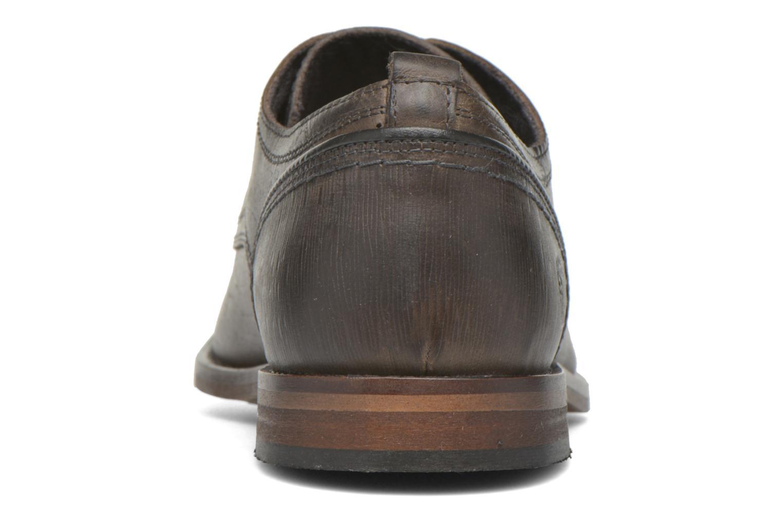 Chaussures à lacets Bullboxer Casey Gris vue droite