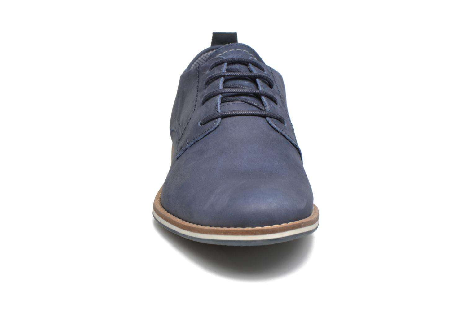 Lace-up shoes Bullboxer Andre Blue model view