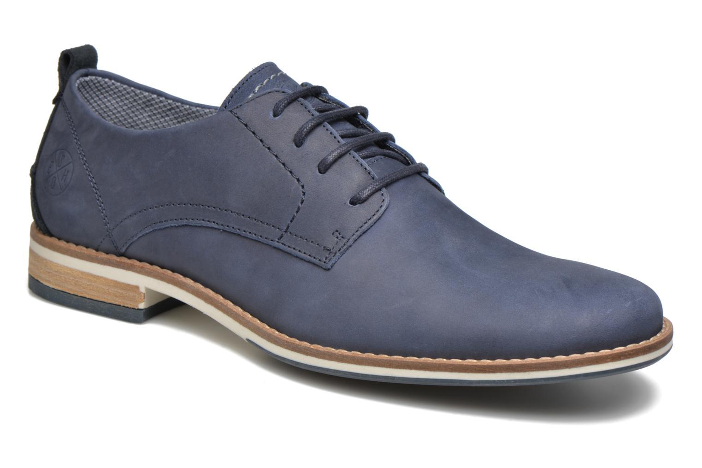Bullboxer Andre (Bleu) - Chaussures à lacets chez Sarenza (287225)