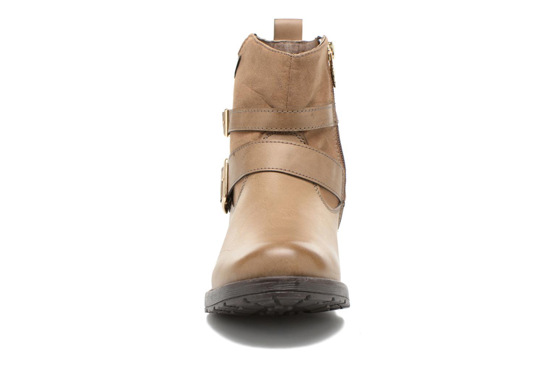 Bottines et boots Xti Geminia-28525 Beige vue portées chaussures