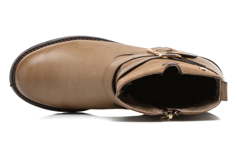 Bottines et boots Xti Geminia-28525 Beige vue gauche