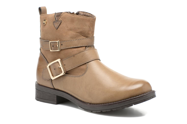 Bottines et boots Xti Geminia-28525 Beige vue détail/paire