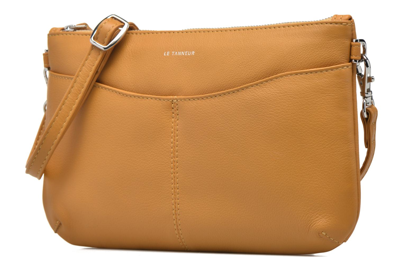 Mini Bags Le Tanneur VALENTINE Pochette zippée gelb schuhe getragen