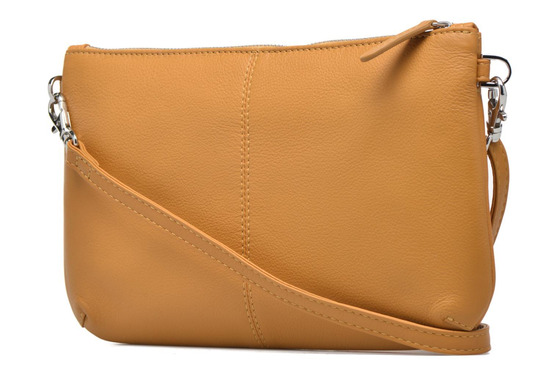 Mini Bags Le Tanneur VALENTINE Pochette zippée gelb ansicht von rechts