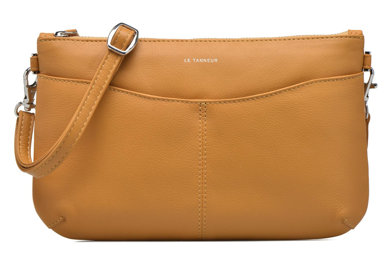 Mini Bags Le Tanneur VALENTINE Pochette zippée gelb detaillierte ansicht/modell
