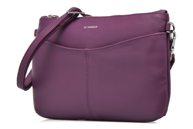 Mini Bags Le Tanneur VALENTINE Pochette zippée lila schuhe getragen