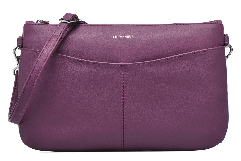 Mini Bags Le Tanneur VALENTINE Pochette zippée lila detaillierte ansicht/modell