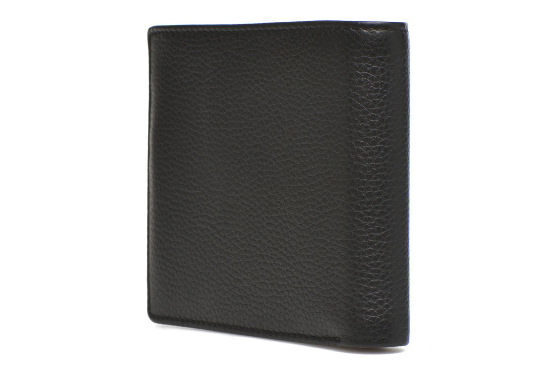 Portemonnaies & Clutches Le Tanneur MARIUS Porte-billets volet central schwarz ansicht von rechts