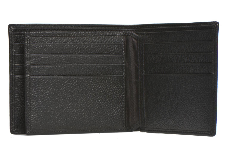 Portemonnaies & Clutches Le Tanneur MARIUS Porte-billets volet central schwarz ansicht von hinten