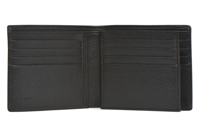 Portemonnaies & Clutches Le Tanneur MARIUS Porte-billets volet central schwarz ansicht von links