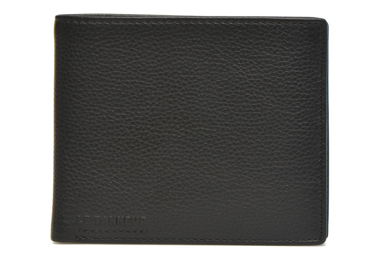 Portemonnaies & Clutches Le Tanneur MARIUS Porte-billets volet central schwarz detaillierte ansicht/modell