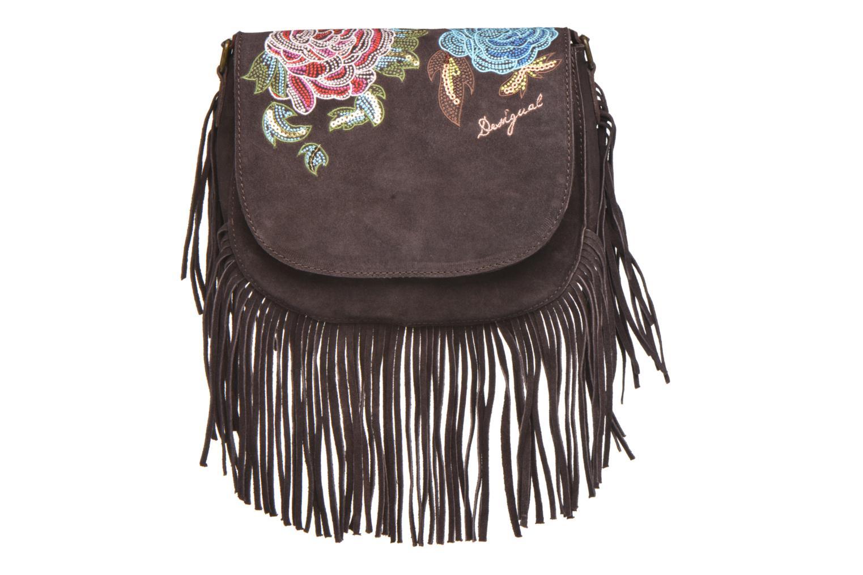 Handbags Desigual ANTEDOTS VARSOVIA Porté travers Brown detailed view/ Pair view