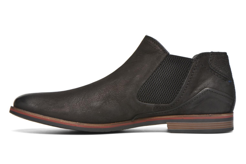 Bottines et boots Bugatti Abramo Noir vue face