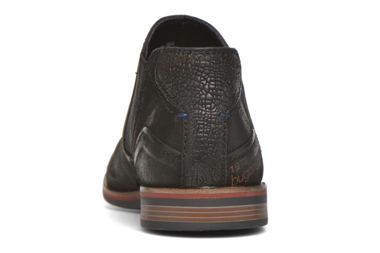 Bottines et boots Bugatti Abramo Noir vue droite