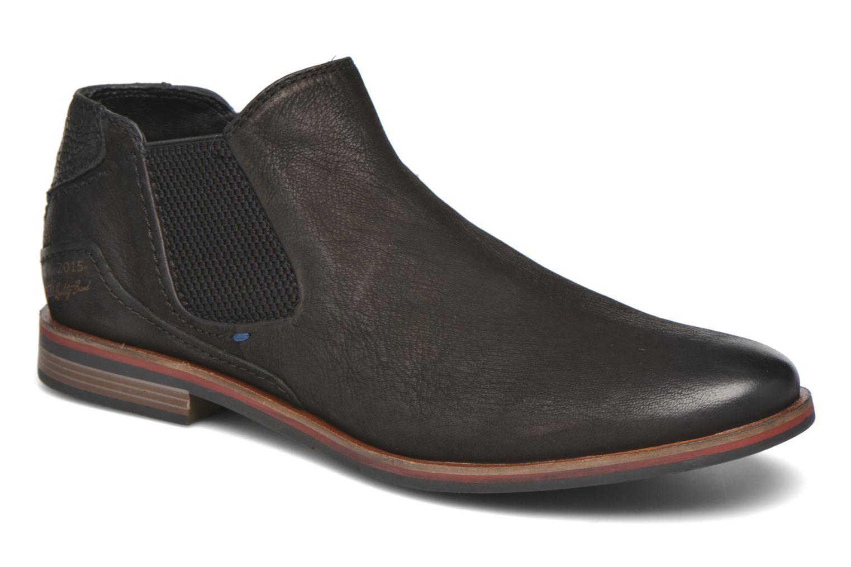 Bottines et boots Bugatti Abramo Noir vue détail/paire