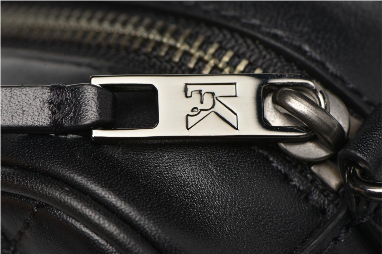 Håndtasker Karl Lagerfeld Kuilted Mini crossbody Sort se fra venstre