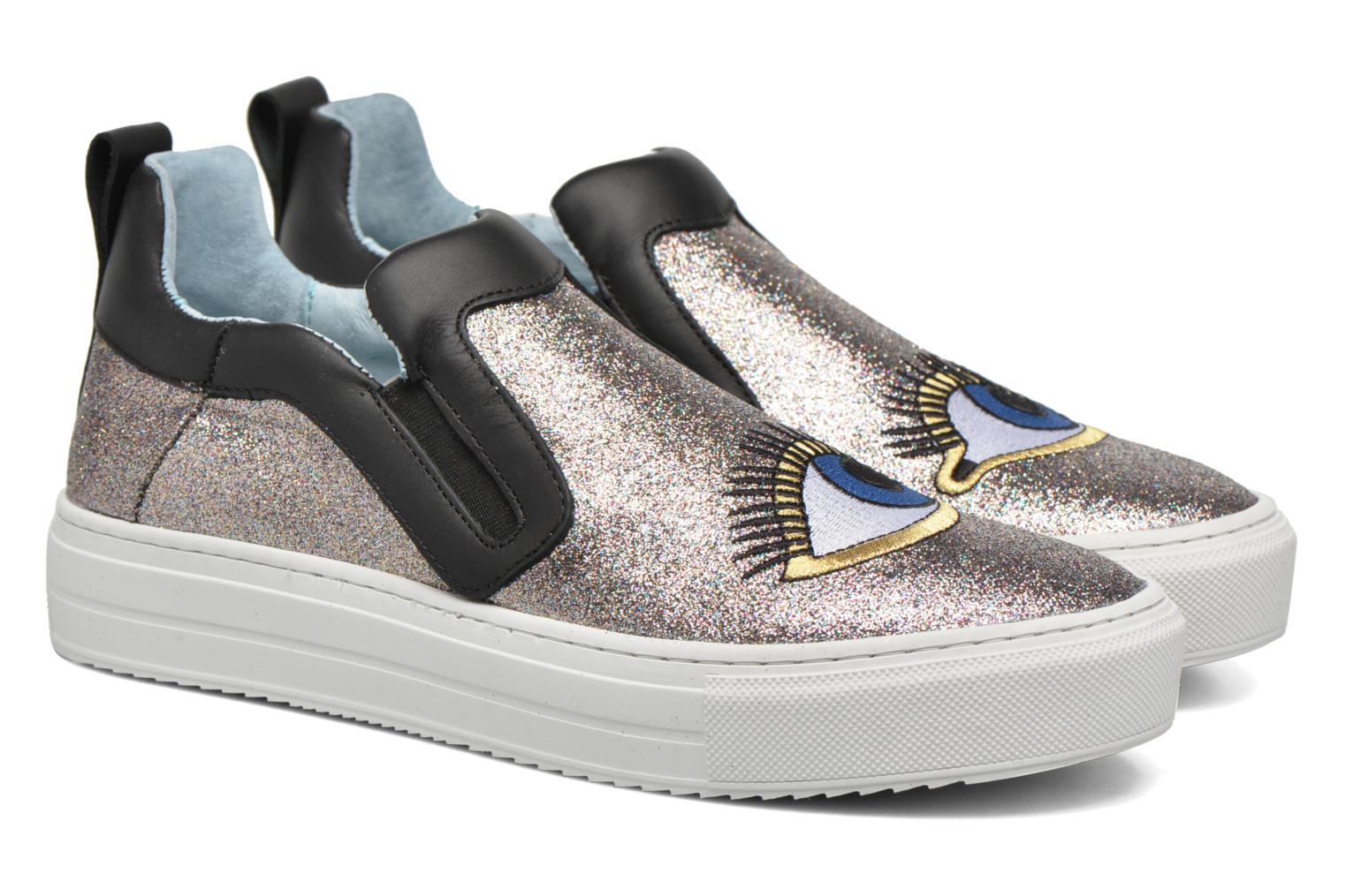 Trainers Apologie Beau yeux Multicolor 3/4 view