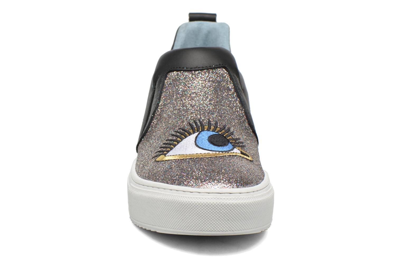 Sneaker Apologie Beau yeux mehrfarbig schuhe getragen