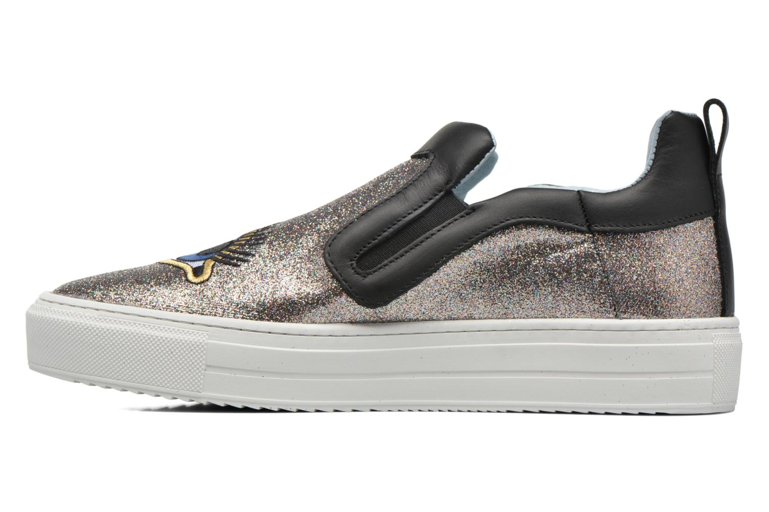 Trainers Apologie Beau yeux Multicolor front view